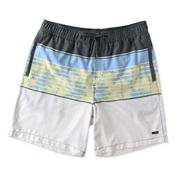 O'Neill Isla Mens Board Shorts, Pale Yellow, 256