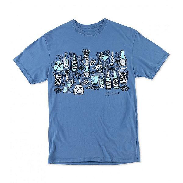 O'Neill Tropics Mens T-Shirt, Dutch Blue, 600