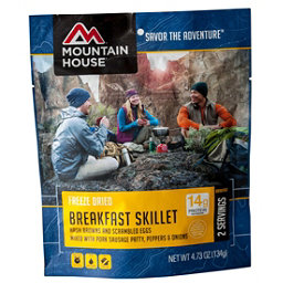 Mountain House Breakfast Skillet 2017, , 256