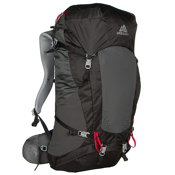 Gregory Zulu 55 Backpack, Feldspar Gray, 600