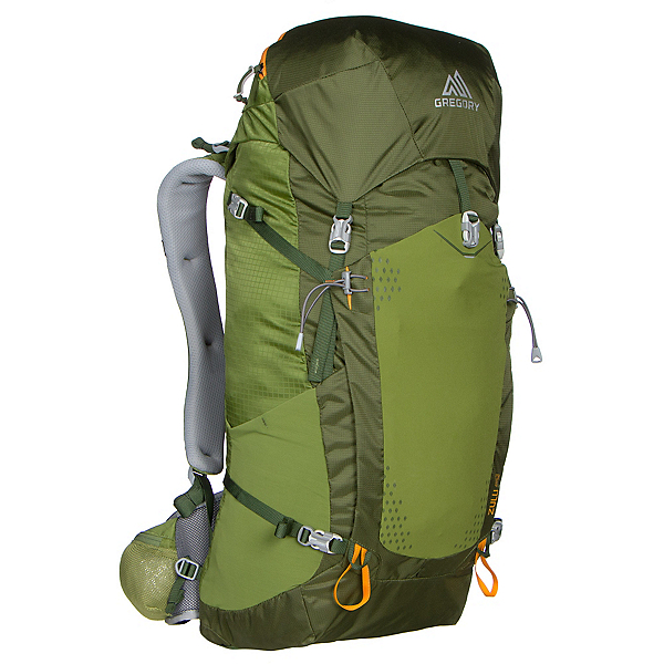 Gregory Zulu 40 Backpack 2018, Moss Green, 600