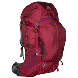 Gregory Deva 60 Womens Backpack 2017, Ruby Red, 256