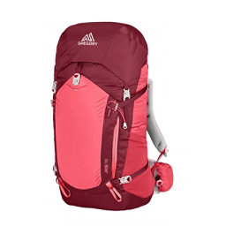 Gregory Jade 38 Womens Backpack 2017, Ruby Red, 256