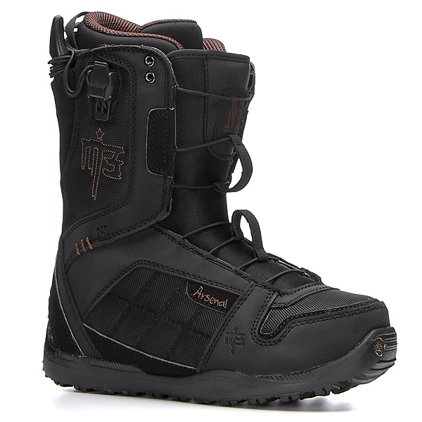 Millenium 3 Arsenal Snowboard Boots, , 600