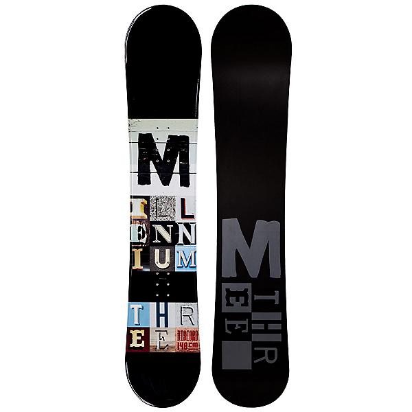 Millenium 3 Discord Black Snowboard, , 600