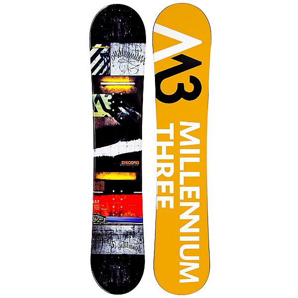 Millenium 3 Discord 4 Snowboard, , 600
