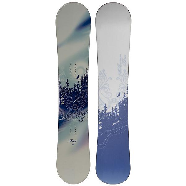 Millenium 3 Free Womens Snowboard, , 600