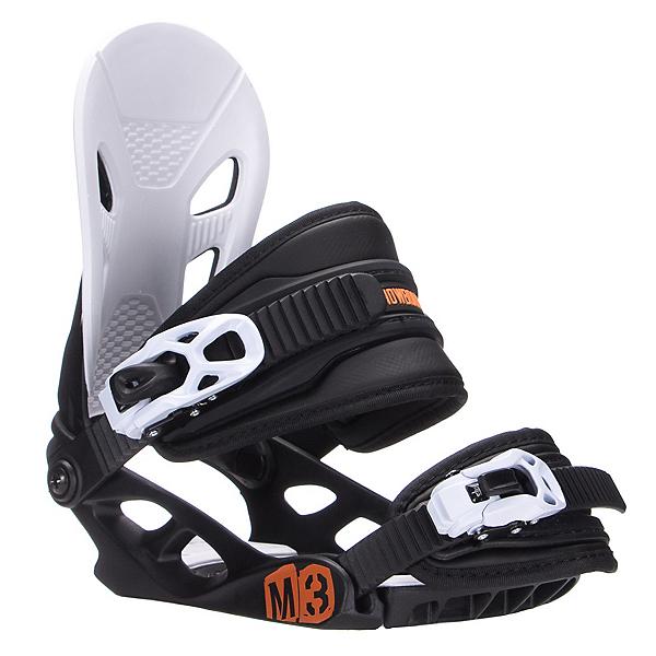 Millenium 3 Boys Helix XIII Kids Snowboard Bindings, , 600
