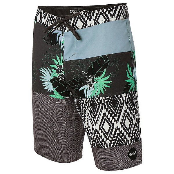 O'Neill Hyperfreak Eclectic Mens Board Shorts, , 600