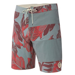 O'Neill Retrofreak Double Up Mens Board Shorts, Steel, 256