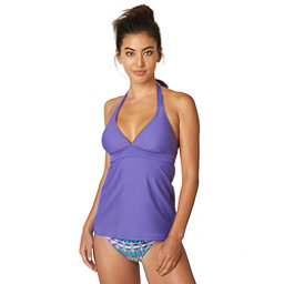 Prana Lahari Tankini Bathing Suit Top, Ultra Violet, 256
