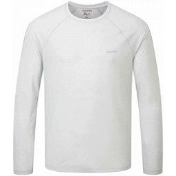 Craghoppers NosiLife Goddard Long Sleeved Mens Shirt, Light Grey Marl, 256