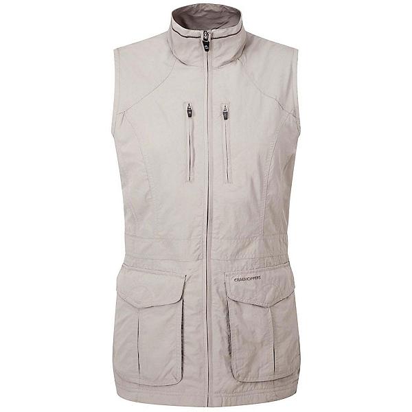 Craghoppers NAT GEO NosiLife Jiminez Gilet Womens Vest, , 600