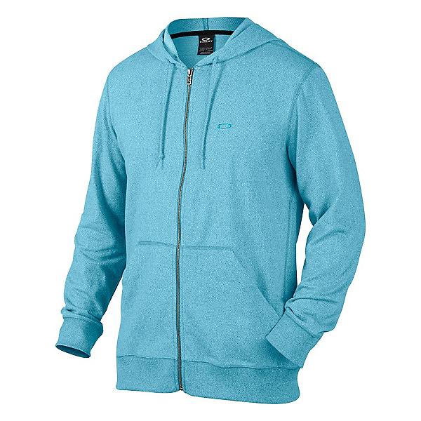 Oakley Pennycross Full Zip Mens Hoodie, , 600