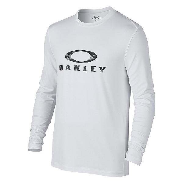 Oakley Long Sleeve Surf Tee Mens Rash Guard, , 600