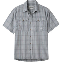 Mountain Khakis Equatorial Short Sleeve Mens Shirt, City Block, 256