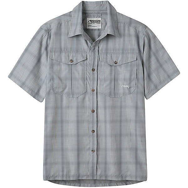 Mountain Khakis Equatorial Short Sleeve Mens Shirt, , 600