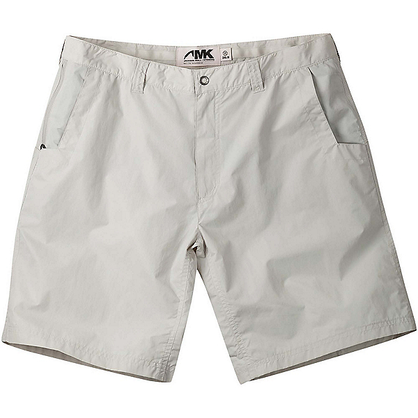 Mountain Khakis Equatorial 11 Inch Mens Shorts, Stone, 600