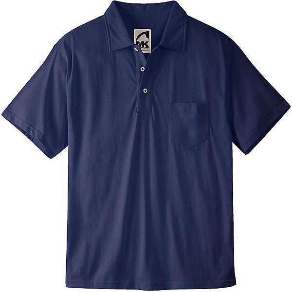Mountain Khakis Patio Polo Mens Shirt, Navy, 600