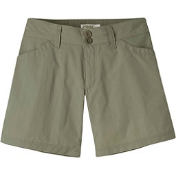 Mountain Khakis Equatorial Womens Shorts, Olive Drab, 256