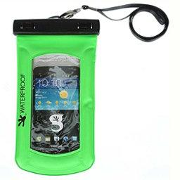 Geckobrands Waterproof Submerge Case Dry Bag 2017, Bright Green, 256