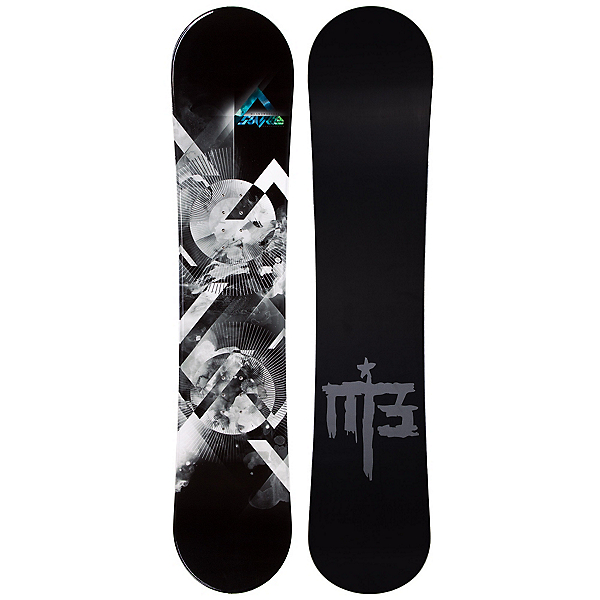 Millenium 3 Source Junior Boys Snowboard, , 600