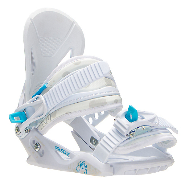 Millenium 3 Solstice Girls Snowboard Bindings, , 600