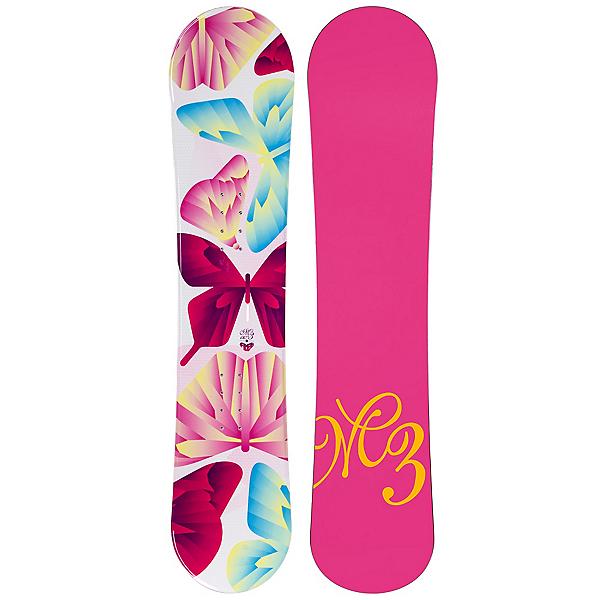 Millenium 3 Junior Free Girls Snowboard, , 600