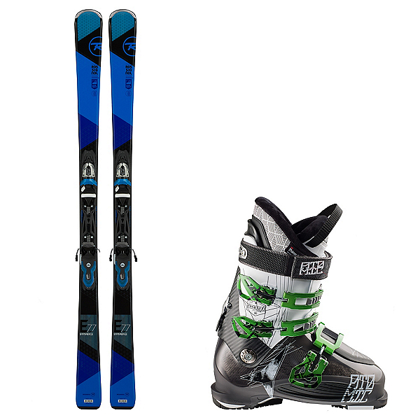 Rossignol Experience 77, and Atomic Waymaker 90 Ski Package, , 600