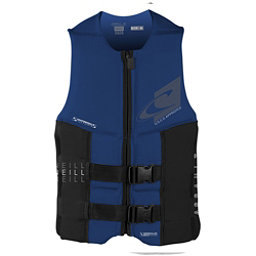 O'Neill Assault LS USCG Adult Life Vest 2017, Pacific-Black, 256