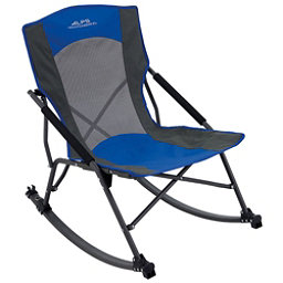Alps Mountaineering Low Rocker Chair 2017, Blue, 256