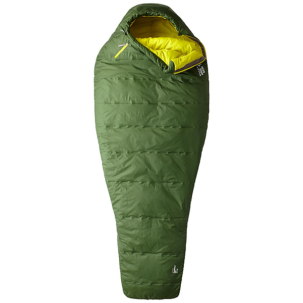 Mountain Hardwear Lamina Z Flame 22 Regular Sleeping Bag, Woodland, 600