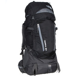 The North Face Terra 50 Backpack (Previous Season), TNF Black-Monument Grey, 256