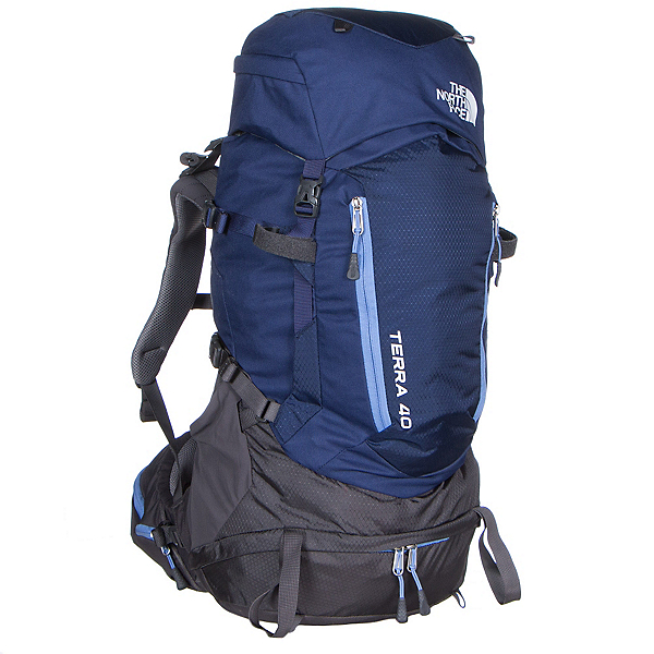 The North Face Terra 40 Womens Backpack (Previous Season), , 600