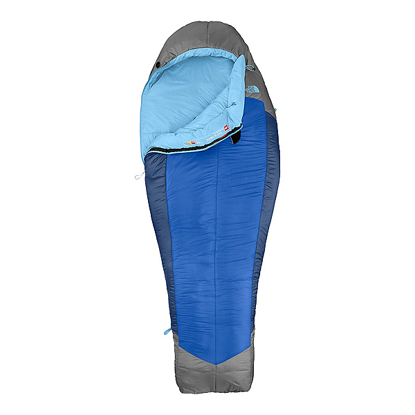 The North Face Cat's Meow 20/-7 Long Sleeping Bag (Previous Season), , 600