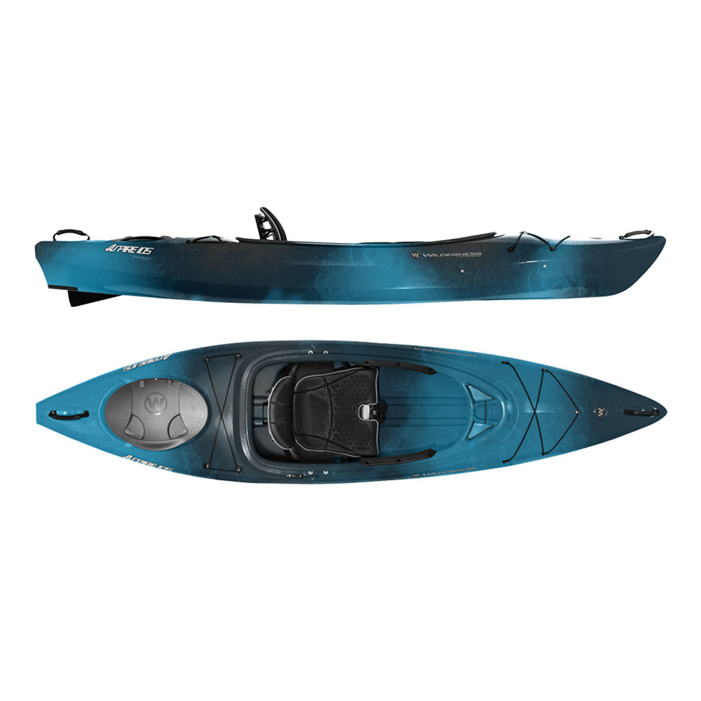 Wilderness Systems Aspire 105 Kayak im test