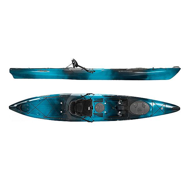 Wilderness Systems Tarpon 140 w/Rudder Sit On Top Kayak, , 600