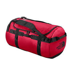 The North Face Base Camp Medium Duffel Bag, TNF Red-TNF Black, 256