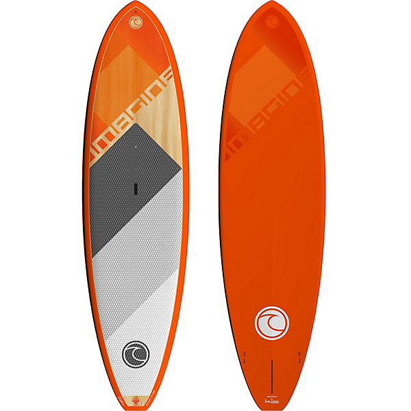 Imagine Surf 11ft Icon WC Recreational Stand Up Paddleboard, , 600