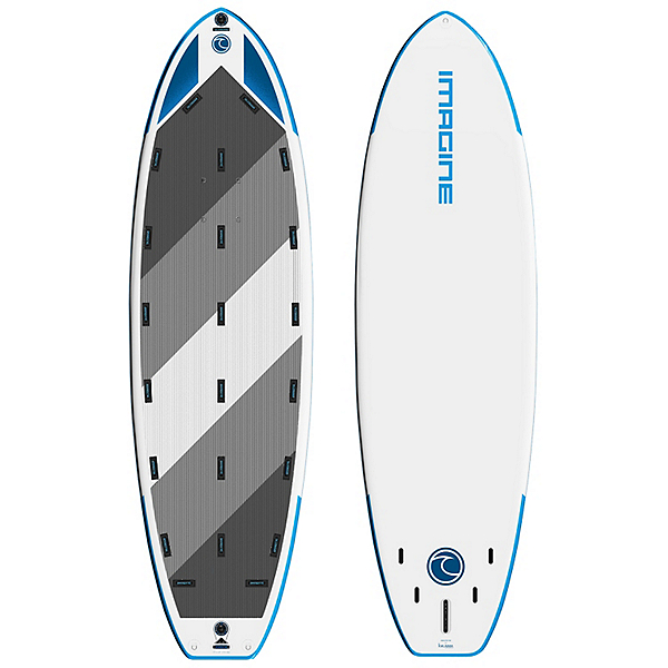 Imagine Surf 17' Invader Inflatable Stand Up Paddleboard 2017, , 600