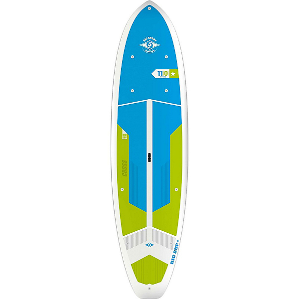 BIC Sport Ace-Tech Cross Adventure 11' Recreational Stand Up Paddleboard 2019, , 600