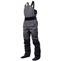 NRS Sidewinder Bib Dry Pants 2017, Gunmetal, 256