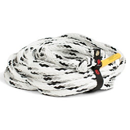 Straight Line Floating 6P Towable Tube Rope 2017, White, 256