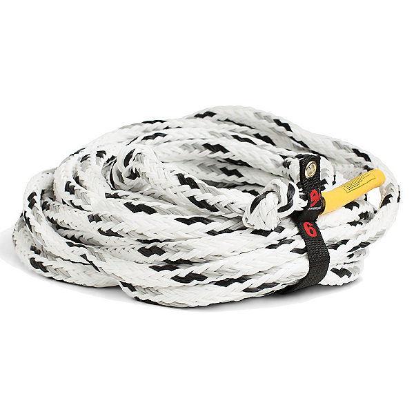 Straight Line Floating 6P Towable Tube Rope 2020, White, 600