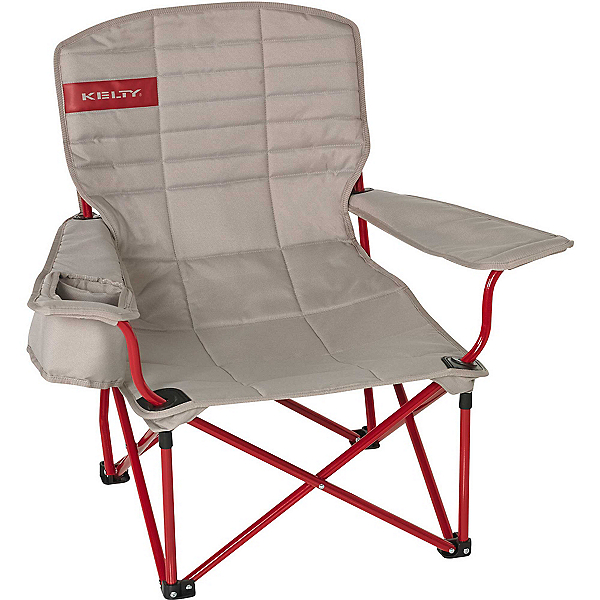 Kelty Lowdown Chair 2017, Tundra-Chili, 600