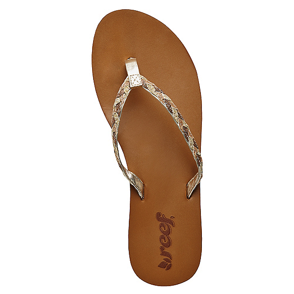 Reef Twisted Stars Womens Flip Flops, , 600