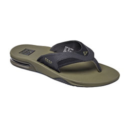 Reef Fanning Mens Flip Flops, Dried Herb, 256