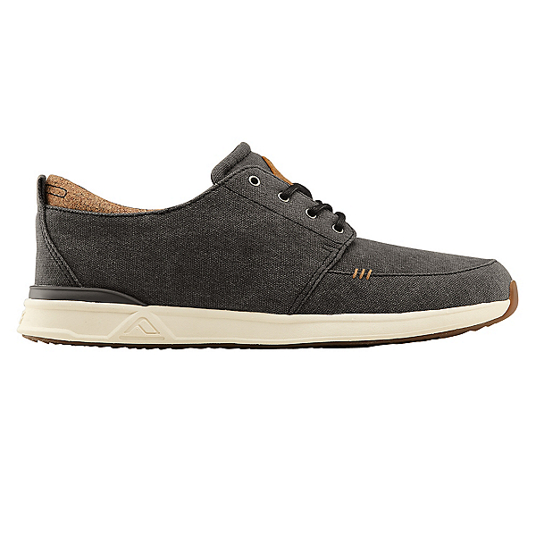 Reef Rover Low TX Mens Shoes, Black, 600