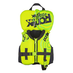 Ronix Vision Infant Life Vest 2018, Lime-Yellow, 256