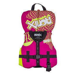 Ronix August Infant Infant Life Vest 2018, Pink-Highlighter, 256